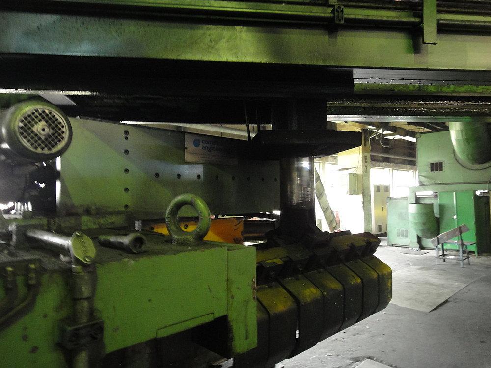 aluminum extrusion press ecofill aluminum extrusion equipment for sale
